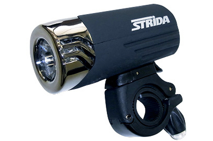 STRIDA HEAD LIGHT ST-FLT-005 ブラックの概観